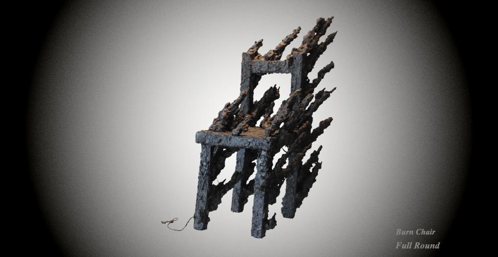 Burn Chair